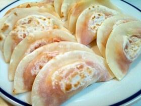 おつまみ♥キムチーズ餃子