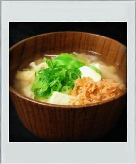 ■糖質制限■秋鮭バター味噌汁☆簡単石狩鍋