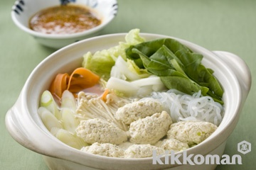 豆腐団子鍋