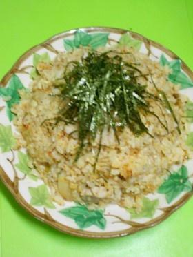 【漫画飯】花のズボラ飯のキムチチャーハン