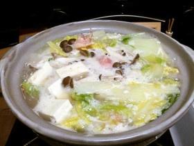 ヘルシー塩麹鍋