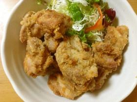 味付けコレだけ!簡単美味しい鶏のカラアゲ