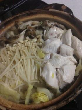 鶏鍋『3週間ダイエット』