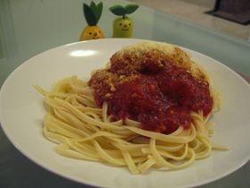 あの映画に出ていたスパゲティ