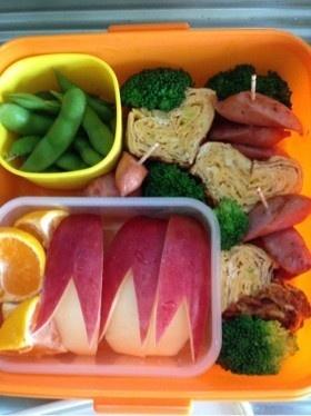 簡単☆ピクニック弁当