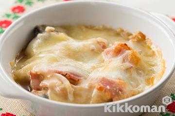 かきのチーズ焼き