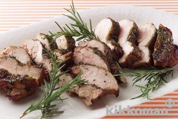 鶏肉のはちみつハーブ焼き