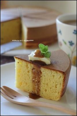 厚さが魅力☆簡単!アーモンドパンケーキ♪
