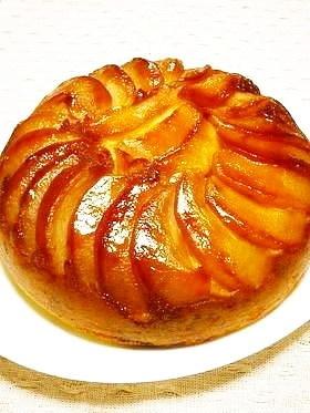 ★炊飯器 de HMシナモン林檎ケーキ★