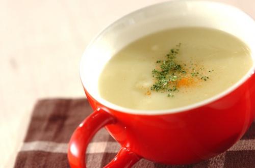 サツマイモのポタージュスープ