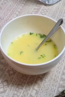 ウェイパーで簡単あったかスープ!