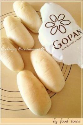 GOPAN✲北海道 バターロール♪米パン