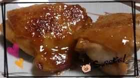 ♥簡単♥生姜風味の照り焼きチキン