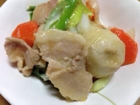 里芋と豚バラの煮物