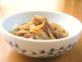 ∮こんにゃくと玉ねぎ✰甘辛✰彡生姜焼き∮