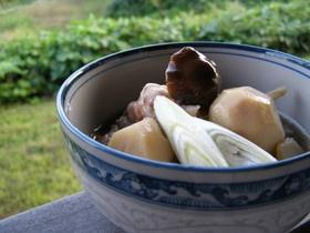 山形の芋煮 手間の数だけおいしいレシピ