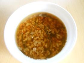 美味しい玄米野菜スープ