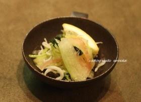 健康レシピ☆スイカの皮の超簡単酢の物