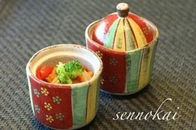 健康レシピ☆夏野菜のチーズカポナータ