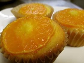 *HMで簡単オレンジケーキ*