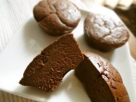 ワンボウル&HMで簡単濃厚生チョコケーキ
