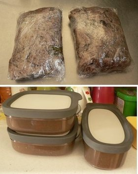 圧力鍋でとろとろ牛すじ肉(下処理方法)