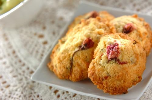 桜のクッキー