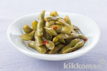 枝豆のあずま煮