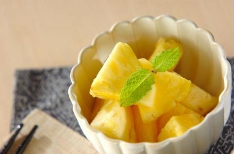 デザート・パイナップル