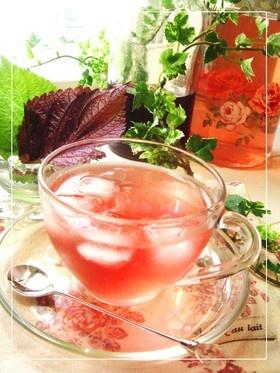 材料3つ♫健康美人しそジュース