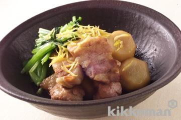 豚肉と里芋の煮物