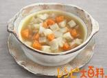 豆腐とコンビーフのピカタ