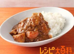 カレーライス(甜麺醤で隠し味)