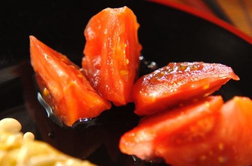 ひんやりトマト