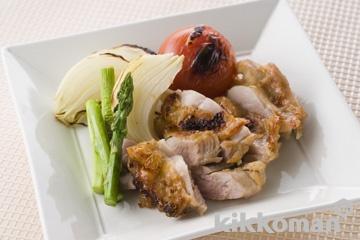 鶏肉のグリル焼き