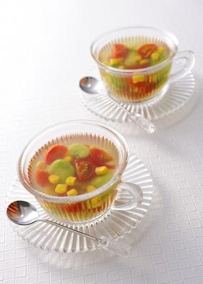 食べる野菜スープ(食物アレルギー対応)