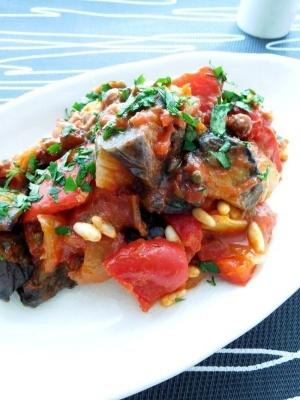 イタリアの夏の定番保存食!カポナータ