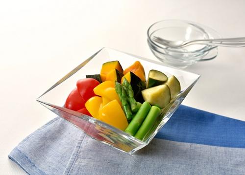 ぱぱっと手早く作れちゃう!夏野菜のさっぱり煮