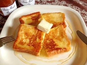 プリンのような☆フレンチトースト レシピ・作り方