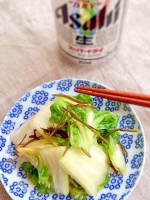 食べだしたら止まらない!やみつき白菜 レシピ・作り方