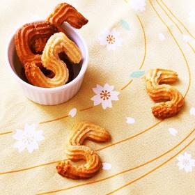 受験生応援!桜サクサク❀合格クッキー