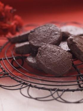 とろける新食感*生チョコクッキー