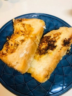 バナナが濃い!バナナフレンチトースト
