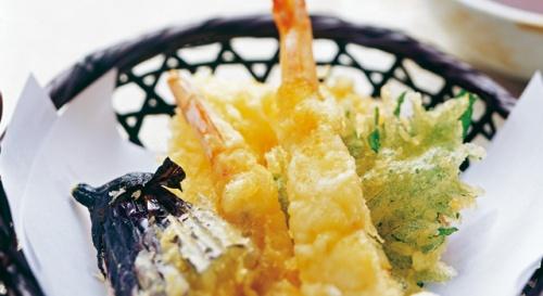 基本の天ぷら