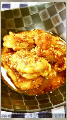 肉マニア考案若鶏もも肉のうまいうまい焼き
