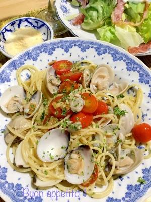 ☆★ハマグリのパスタ♪★☆ レシピ・作り方
