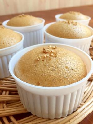 ホットケーキミックスで簡単♪昔懐かし黒糖蒸しパン レシピ・作り方