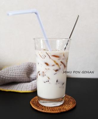 ほうじ茶ゼリードリンク【牛乳消費おやつ】 レシピ・作り方